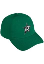 Adidas Dallas Stars Coach Slouch Adjustable Hat - Green
