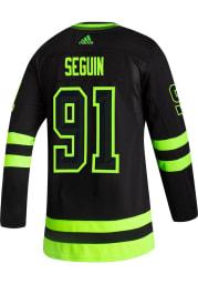 Adidas Tyler Seguin Dallas Stars Mens Black 2020 Alternate Authentic Hockey Jersey