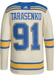 Adidas Vladimir Tarasenko St Louis Blues Mens White Winter Classic Authentic Hockey Jersey
