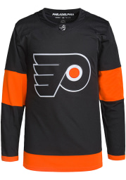 Adidas Philadelphia Flyers Mens Black Alt Authentic Hockey Jersey