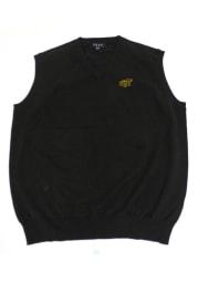Wichita State Shockers Mens Black Logo Sweater Vest