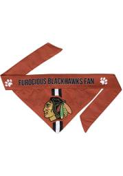 Chicago Blackhawks Team Pet Bandana