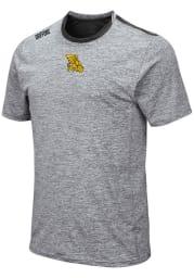 Colosseum Missouri Western Griffons Grey Bart Short Sleeve T Shirt