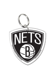 Brooklyn Nets Acrylic Keychain