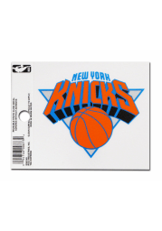 New York Knicks Small Auto Static Cling