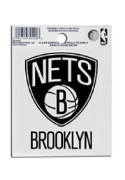 Brooklyn Nets Small Auto Static Cling