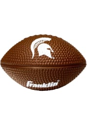 Michigan State Spartans Brown Team Logo Stress ball