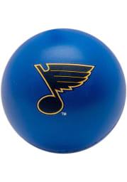 St Louis Blues Blue Team Logo Stress ball