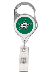 Dallas Stars Silver Badge Holder