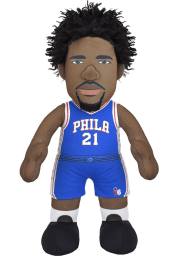 Philadelphia 76ers Joel Embiid 10 Player Plush