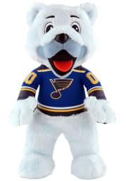 St Louis Blues Louie Mascot Plush
