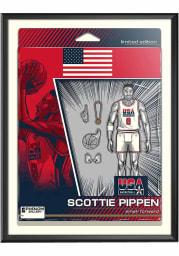 Scottie Pippen Chicago Bulls Scottie Pippen Framed Posters