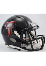 Texas Tech Red Raiders Black Speed Mini Helmet