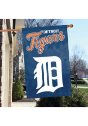 Detroit Tigers 44x28 Applique Sleeve Banner