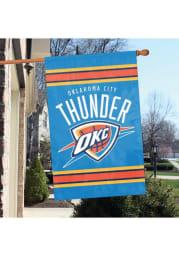 Oklahoma City Thunder 44x28 Applique Sleeve Banner