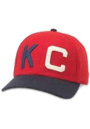 Kansas City Monarchs Archive Legend Adjustable Hat - Red