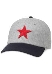 Detroit Stars Archive Legend Adjustable Hat - Grey