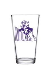 K-State Wildcats 1960 Mascot Pint Glass