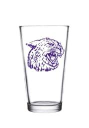 K-State Wildcats 1985 Mascot Pint Glass