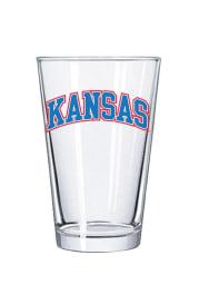 Kansas Jayhawks Pint Glass