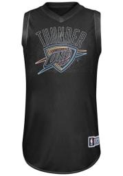 Kevin Durant Oklahoma City Thunder Mens Replica Fashion Jersey - Black