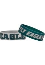 Philadelphia Eagles 2pk Kids Bracelet