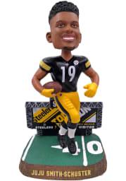 JuJu Smith-Schuster Pittsburgh Steelers Benchwarmer JuJu Smith-Schuster Bobblehead