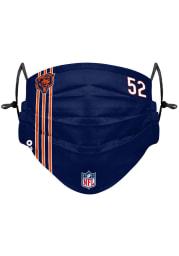 Chicago Bears Khalil Mack 52 Fan Mask
