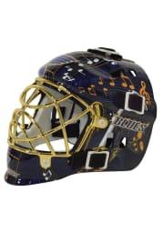 St Louis Blues Goalie Mini Helmet