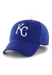 Kansas City Royals Blue Basic MVP Youth Adjustable Hat
