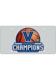 Villanova Wildcats 2018 NCAA Champs Car Accessory License Plate
