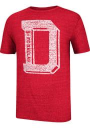 Adidas FC Dallas Red Big Time Short Sleeve Fashion T Shirt