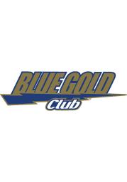 John Carroll Blue Streaks Team Logo Auto Decal - Blue