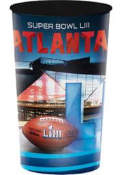 Super Bowl LIII 22oz Disposable Cups