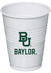 Baylor Bears 16oz 8 pack Disposable Cups