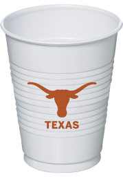 Texas Longhorns 16oz 8 pack Disposable Cups