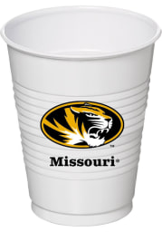 Missouri Tigers 16oz 8 pack Disposable Cups