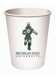 Michigan State Spartans 20oz 8 Pack Disposable Cups