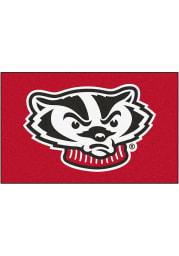 Wisconsin Badgers 60x90 Ultimat Outdoor Mat