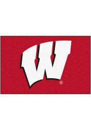 Wisconsin Badgers 20x30 Starter Interior Rug