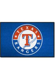 Texas Rangers 19x30 Starter Interior Rug