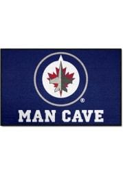 Winnipeg Jets 19x30 Starter Interior Rug