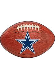 Dallas Cowboys 22x35 Football Interior Rug