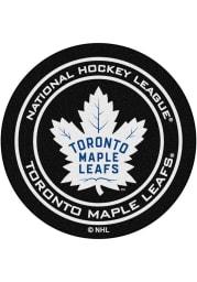 Toronto Maple Leafs 27` Puck Interior Rug