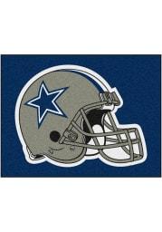 Dallas Cowboys 34x45 All-Star Interior Rug