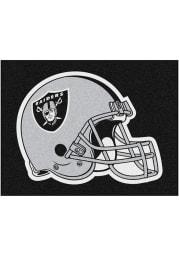 Las Vegas Raiders 34x45 All-Star Interior Rug