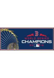 Boston Red Sox 2018 World Series Champions Runner Interior Rug