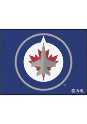 Winnipeg Jets 34x45 All-Star Interior Rug