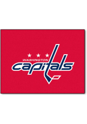 Washington Capitals 34x45 All-Star Interior Rug