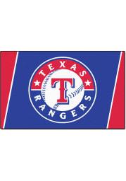 Texas Rangers 4x6 Interior Rug